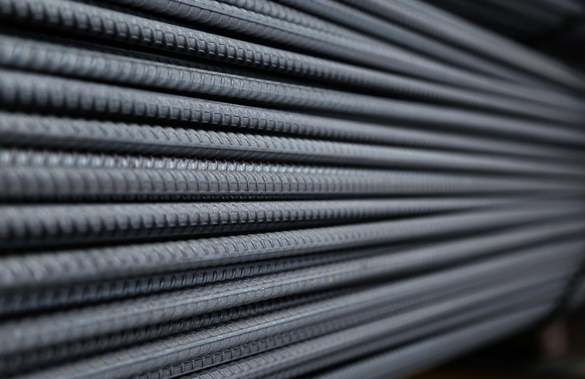 Steel Reinforcement Bars : Reinforcing steel mesh and bar